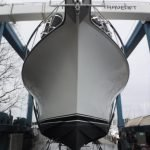 Bow bottom view